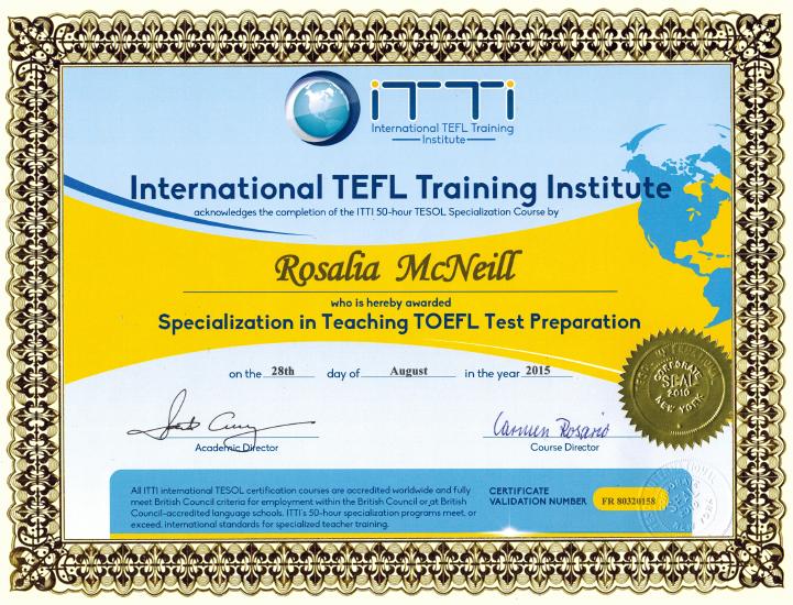 Tefl Tesol Courses Paris Become An English Teacher Itti