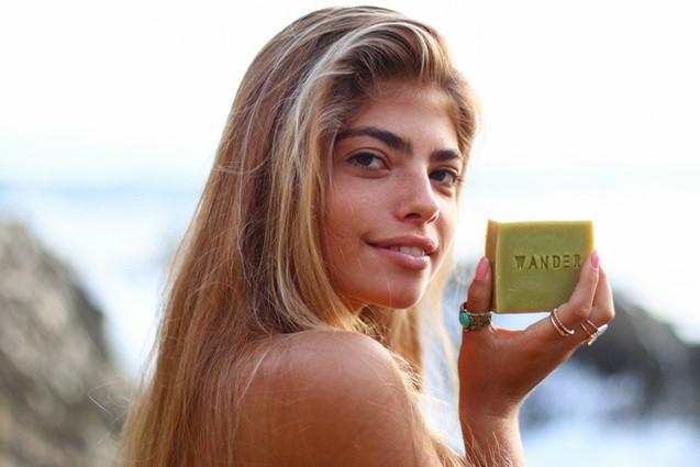 Coco CBD Soap
