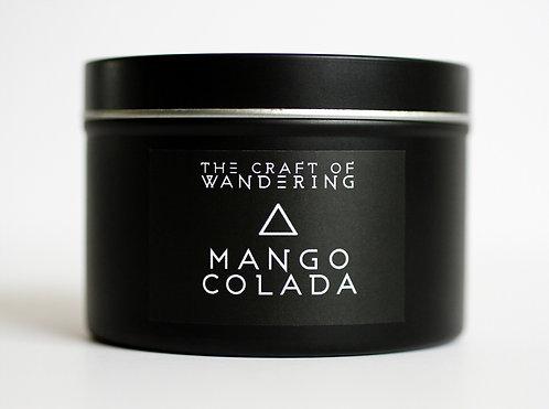 Mango Colada Soy Candle