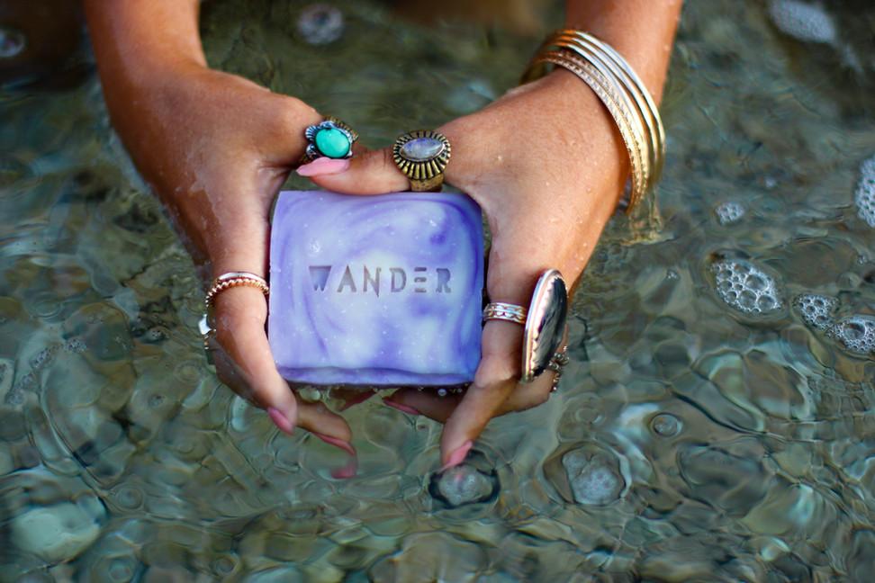organic lilikoi soap