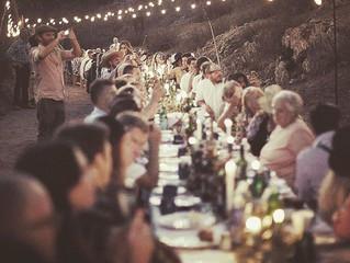 San Diego Wedding Venue Love: Wolf Feather Honey Farm