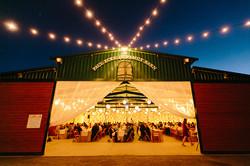 market lighting, lanterns, lightwall