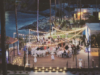 San Diego Wedding Venue Love: Oceanview Room at Point Loma SUBase