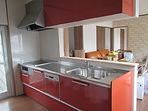 対面キッチン 新築