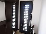 玄関ドア 採光タイプ