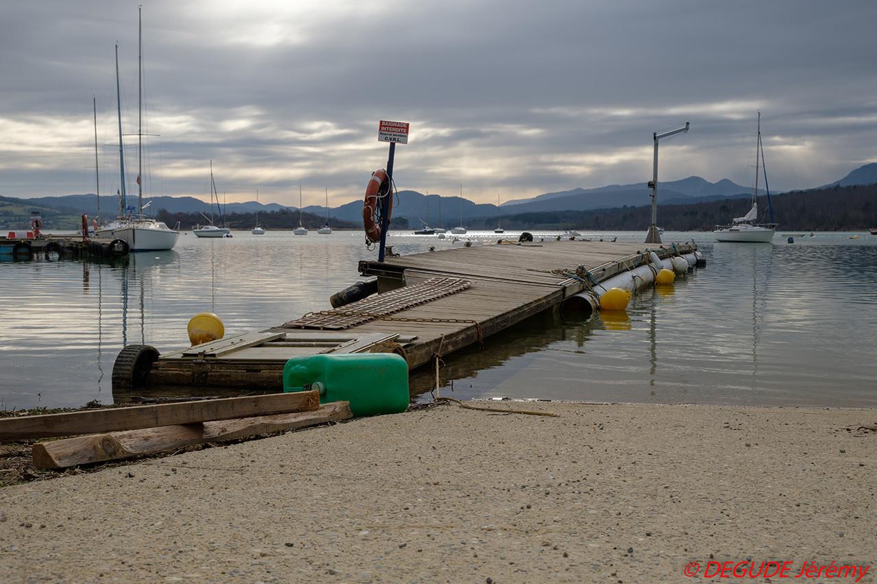 Embarcadère Rives de LERAN