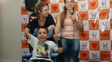 FBT traz a esperança de um mundo melhor, diz mãe de Emanuel