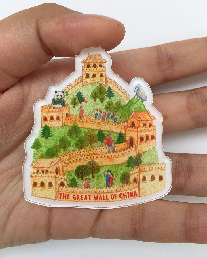 The Great Wall Magnet