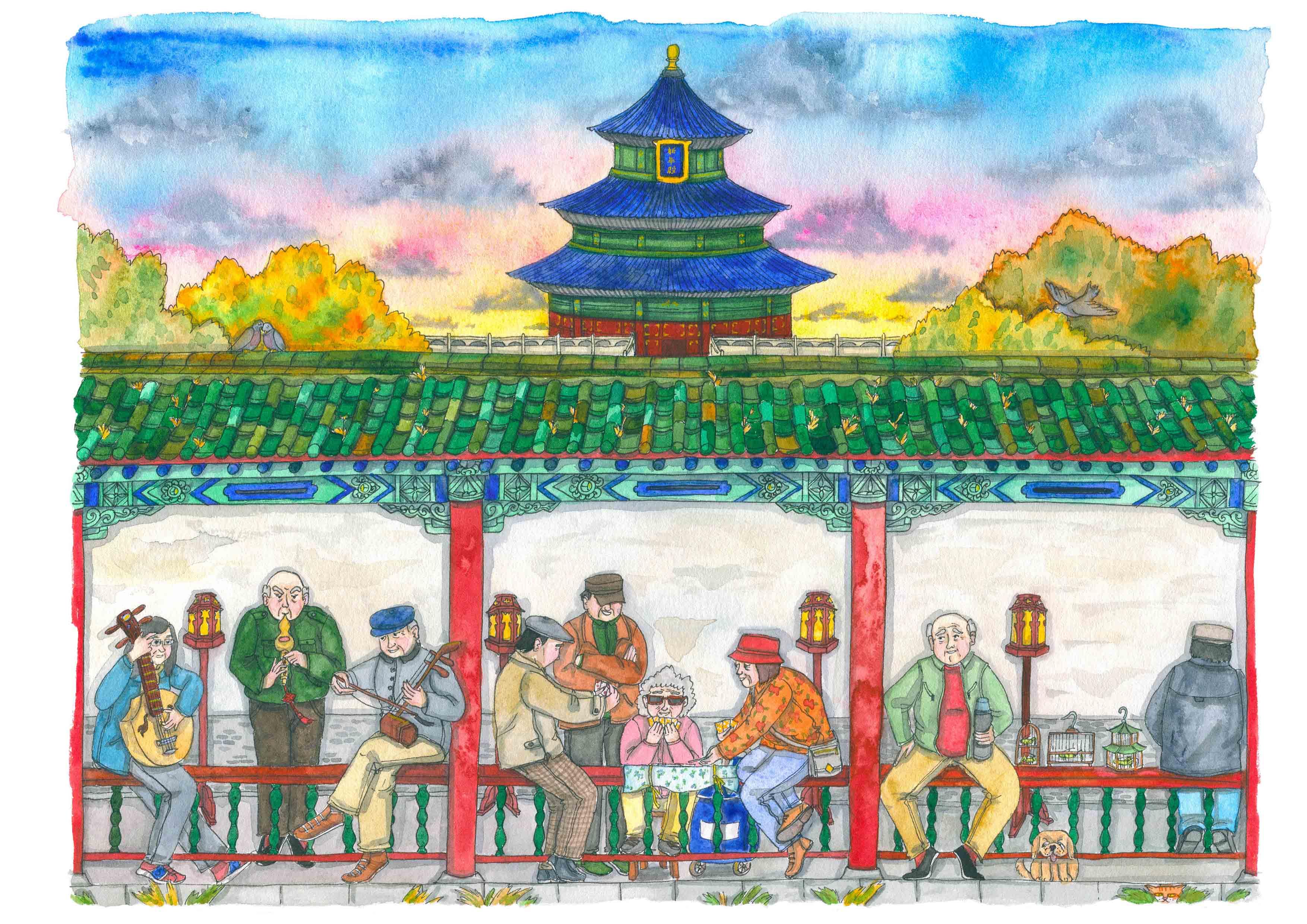 10 October Tiantan