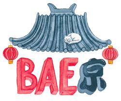 Logo Design For BAEjing podcast