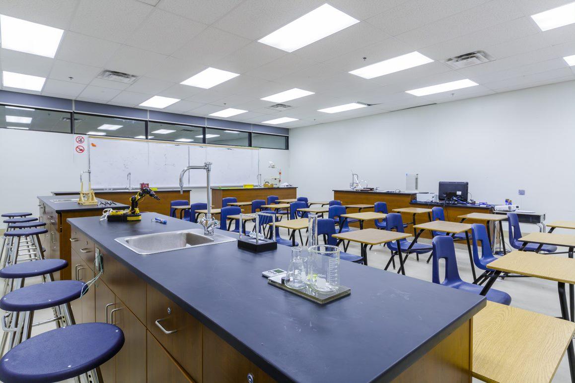 RCAS labs