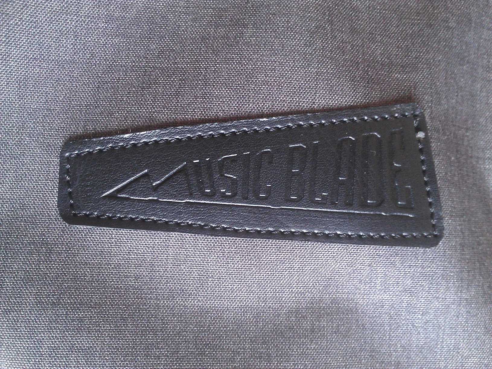 Music Blade label