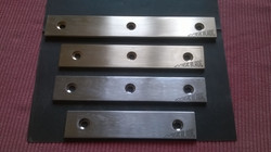 Clamping plates