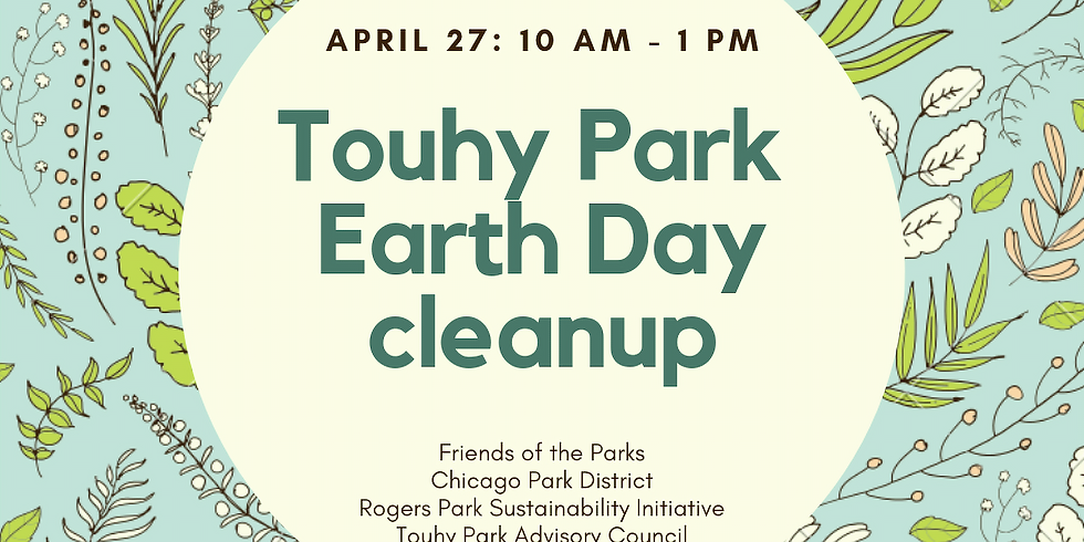 Touhy Park Cleanup