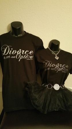 Divorce is Not an Option Sets