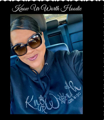 Know Ur Worth Unisex Hoodie