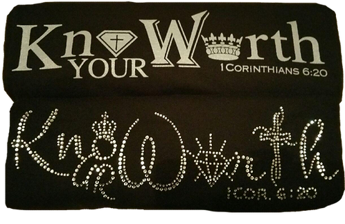 His & Her Know Ur Worth Sets