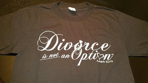 Divorce is Not Option (His)