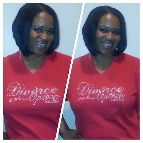 Divorce is Not an Option Bling