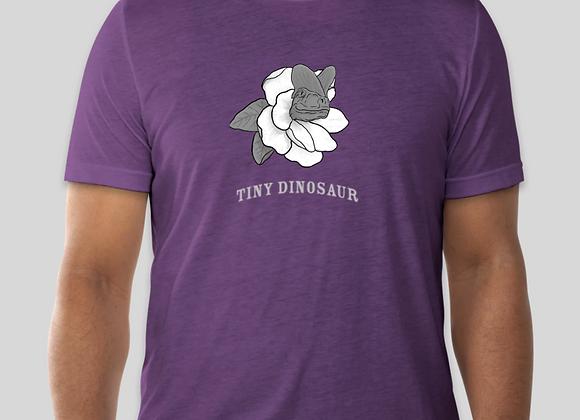 Magnoliasaurus Shirt (Purple)