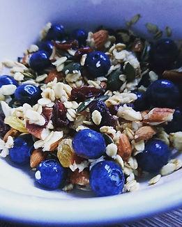 Delicious nutrient dense vegan breakfast