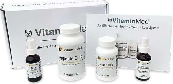 VitaminMed Weightloss Kit