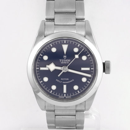 Tudor Black Bay Heritage R. 79500 Blue Dial Automatic Stainless Steel 36mm Watch