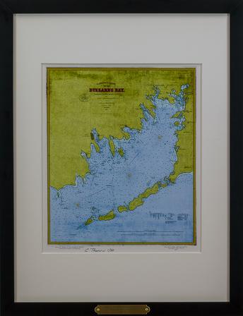 Buzzard's Bay, Eldridge's Chart No. 10 – 1877