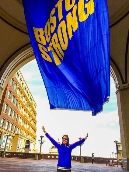 The Countdown to the Boston Marathon