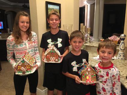 Christmas Teenagers