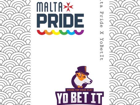 Malta Pride x YoBetIt: an interview