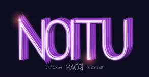 NOITU: The story of the couple behind the party 🌈