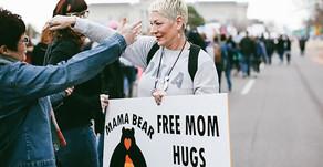 MUM/DAD HUGS - Parents giving Free Hugs at Malta Pride 2019 - the interview