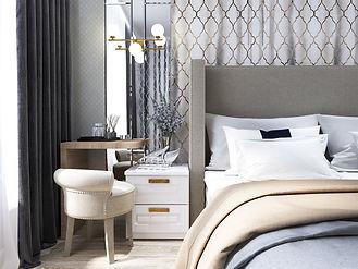 проект квартиры, дизайн-проект, дизайн студия, дизайнер, спальня, ваная, санузел,