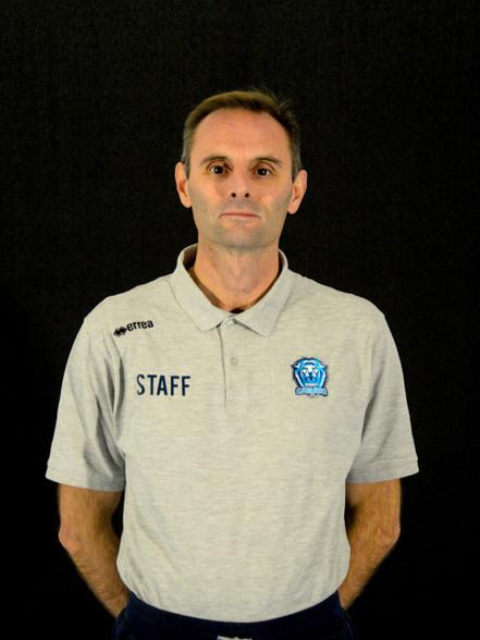 ALESSANDRO NICOLINI - Coach