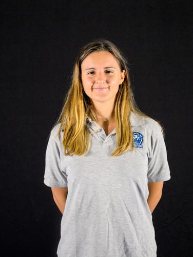 SARA MAZZOLENI - Vice Coach