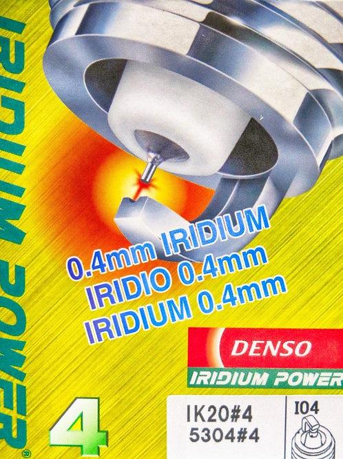 Denso Iridium Spark Plugs IK20