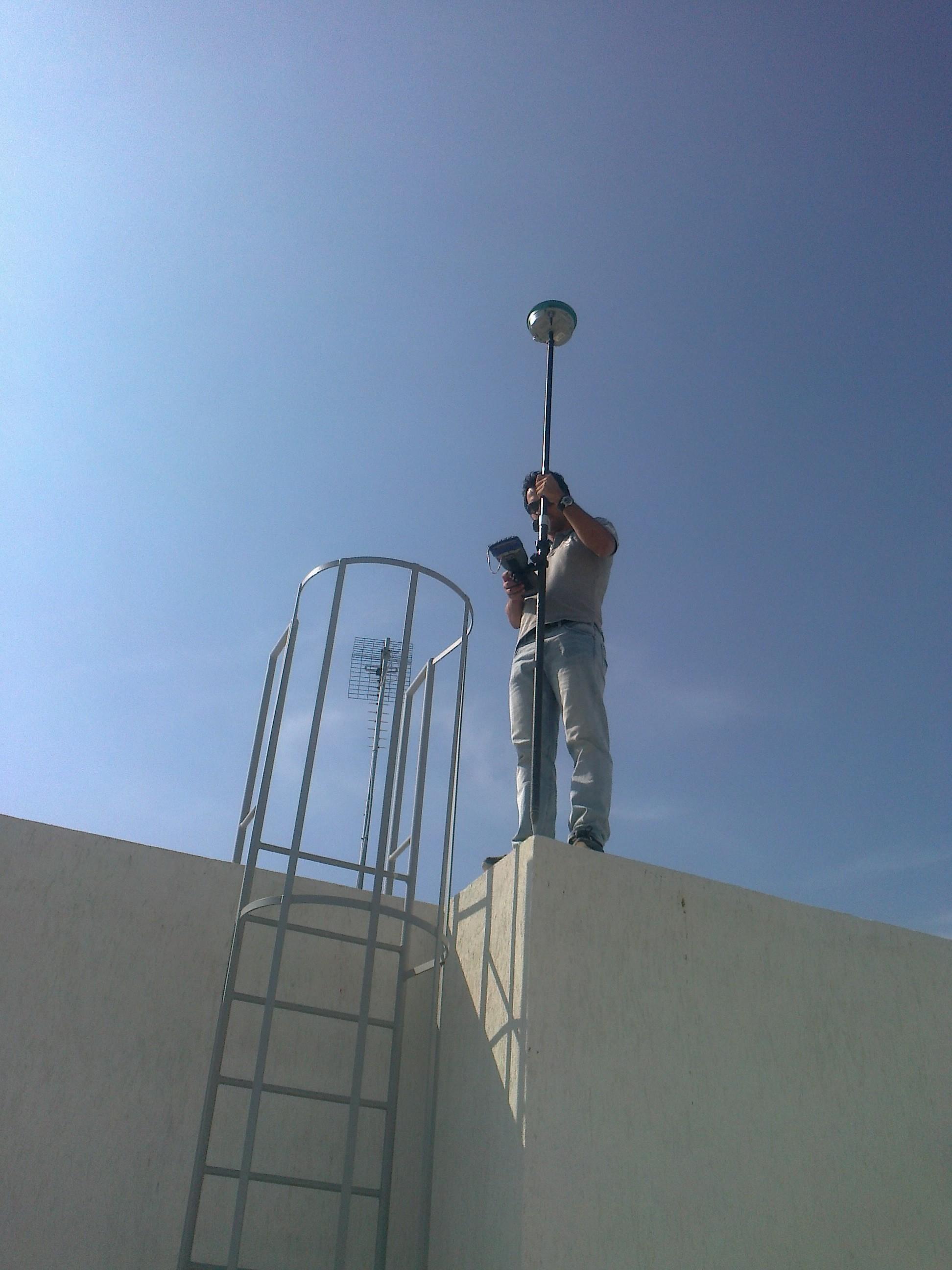 Cadastral Rooftop Imprinting