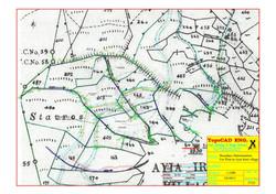 Cadastral Property Land Boundary
