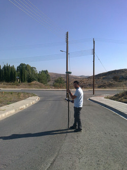 Road Surveying Topography