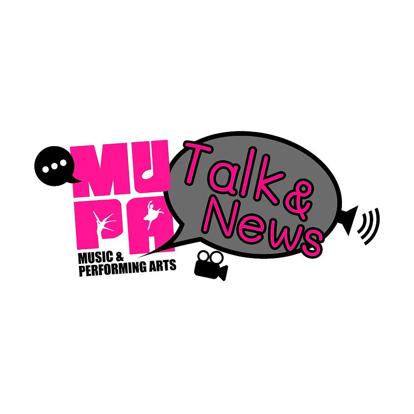 MUPA TALK & NEWS - Untitled