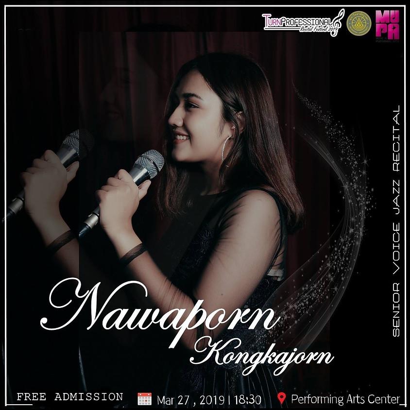 Senior Voice Recital by Nawaporn Kongkajorn
