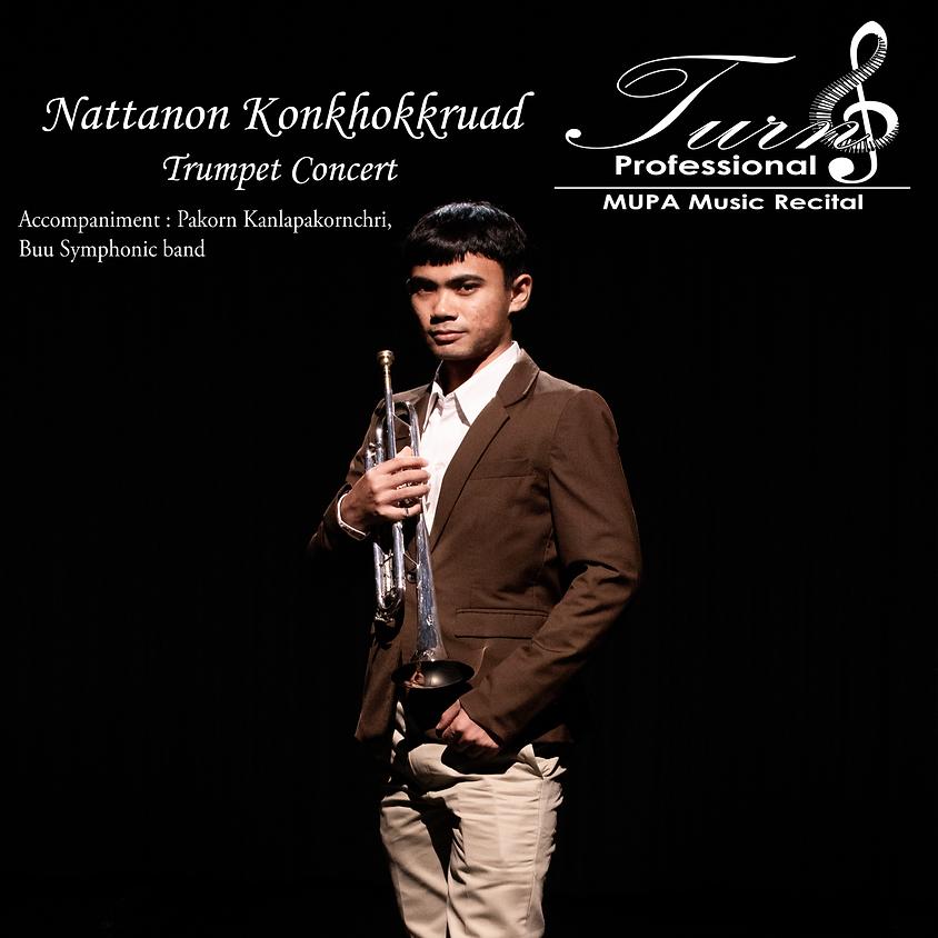 Nattanon Konkhokkruad Trumpet Recital