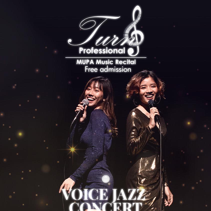 Voice Jazz Concert