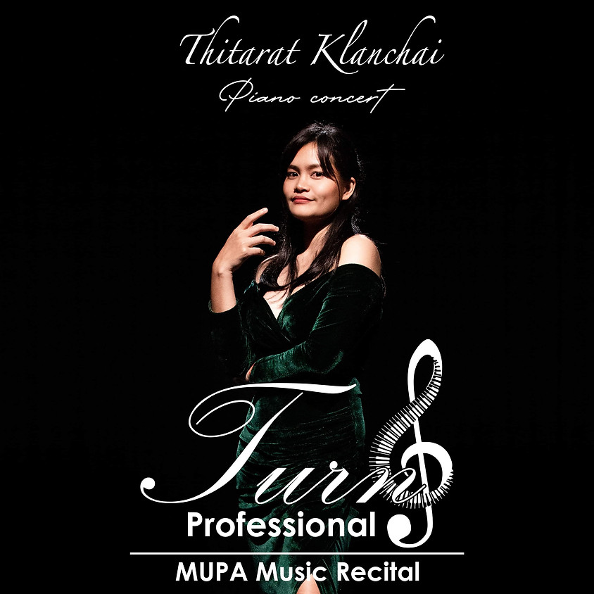 Thitirat Klanchai Piano Concert