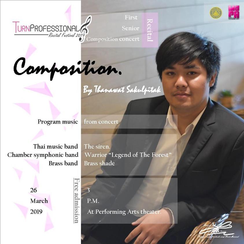 Composition by Thanawat Sakulpitak