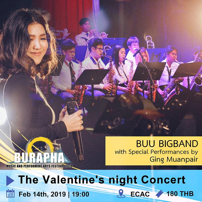 The Valentine's night Concert