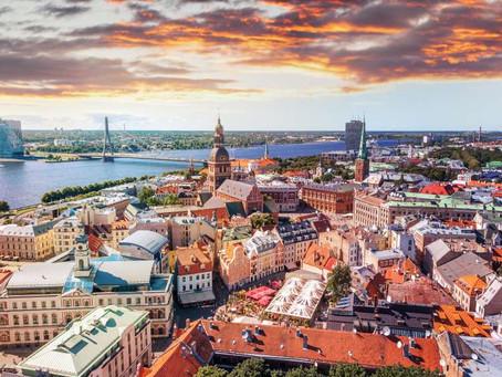 נסיעה לתחרות בריגה 2020
