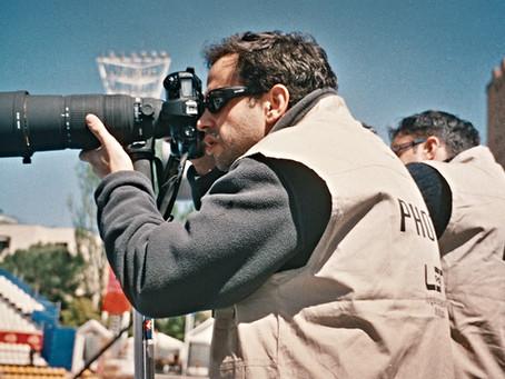 """יום צילומים לטלוויזיה-""""פרוייקט ספורט ומוזיקה נפגשים"""" :)"""