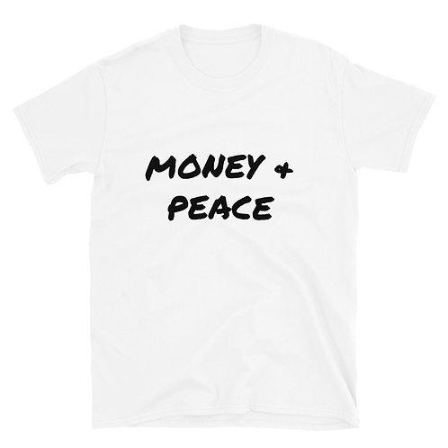 Black + White Money & Peace